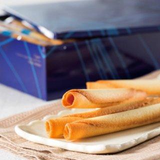 唯一無二の味!サクッとした口当たりとバターのコクや風味が楽しめる「シガール」