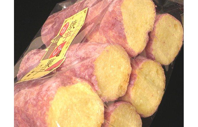 """まるで""""焼芋""""?埼玉川越の老舗和菓子店が手掛ける、その名も「焼芋ふ菓子」"""
