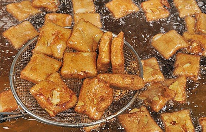 甘さも硬さも程よく季節も感じる鹿児島の味、さつま揚げ