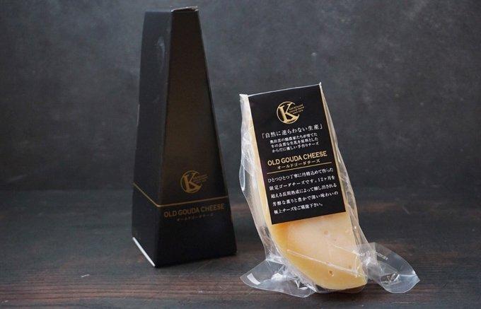 こんな極上のチーズが国産とは!と誰もが驚く、木次乳業の「オールドゴーダチーズ」