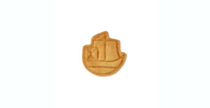 開館10周年祝い菓子「長崎県美術館BISCUI10(ビスケット)」