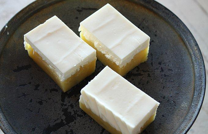 家庭のおやつから生まれたお芋のチーズケーキ「花げしきのおいもっち」