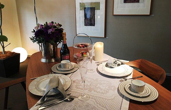 料理のおいしさと見栄えがアップするフランスリモージュの高級食器「アビランド」