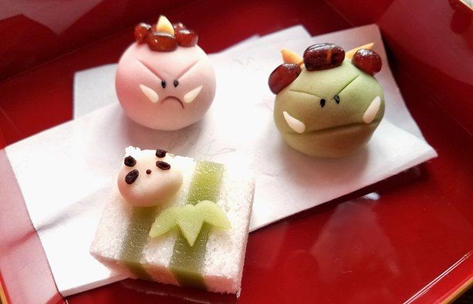 和菓子で伝える時候のご挨拶。手土産にぴったりな『恵那川上屋』の和菓子