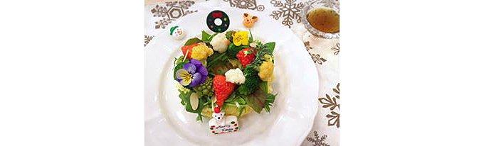 お皿に彩りを!食べる人に感動と癒しを与えてくれる食用花エディブルフラワー