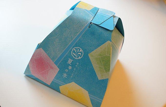人気お菓子ブランド「WA・BI・SA」の新商品「夏季の氷」はかき氷の新スタイル!