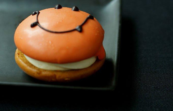 【ハロウィン限定】キュートな、チャプチーノのウーピーパイ&ベイクド・カップーキ