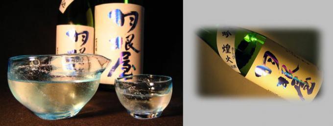 旬の「ホタルイカ」には「羽根屋」(富美菊酒造・富山)