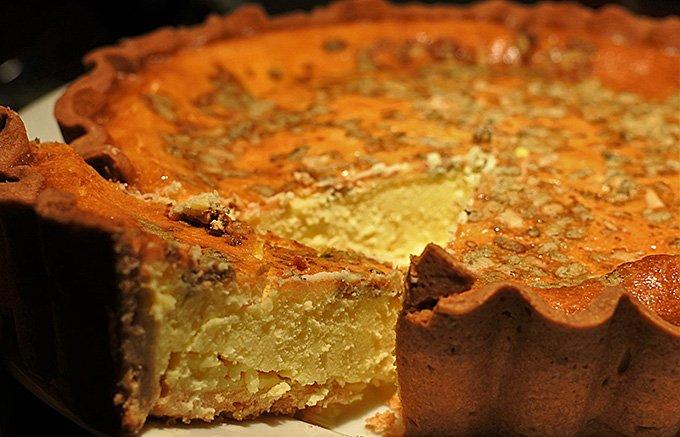 世界チーズコンテストNo.1ゴーダチーズのタルトは味も価格もスペシャルだった!
