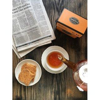 米国紅茶界カリスマブレンダー スティーブンスミスが手掛けたルイボスティーブレンド
