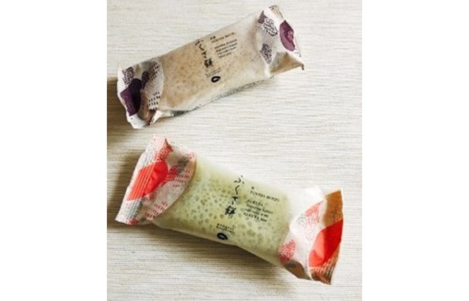 春薫る もっちり大きな求肥入り「桜ふくさ餅」