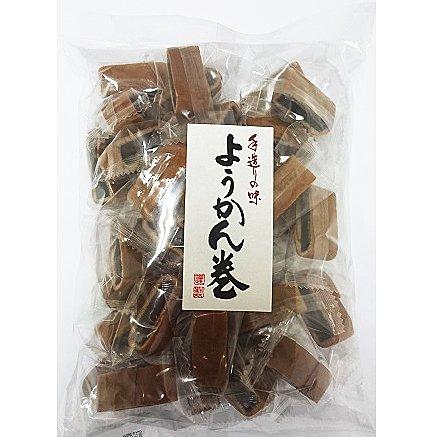 「ようかん巻き」それは、「一体感」という言葉が最もよく似合うお菓子!