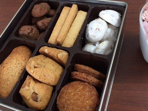 やっぱりおいしい!流行を超えて味わうキハチのクッキー
