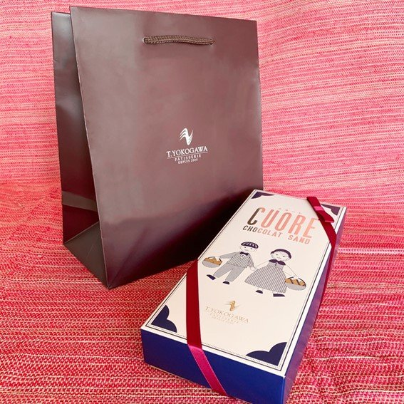 【売切必至】大阪の名店が誇る、魅惑のチョコクッキー「CUORE(クオーレ)」