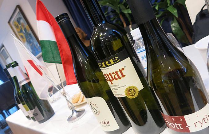 ハンガリーワイン。美食と歴史を一緒に味わう幸せな休日