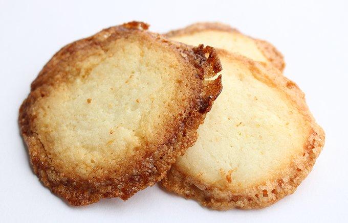 選りすぐりの素材にこだわる!パンケーキ専門店アポックの「レモンクッキー」