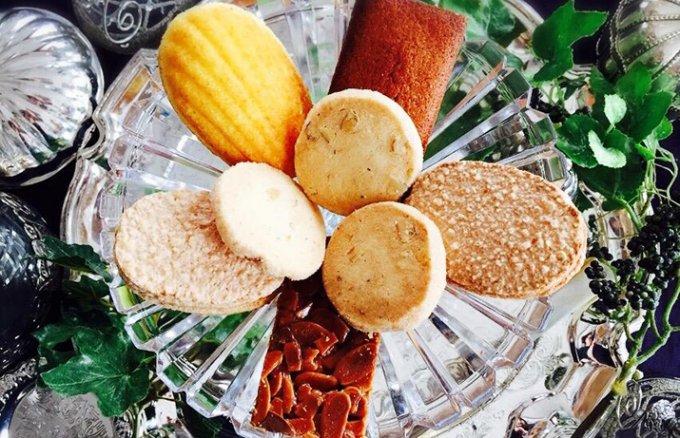 山口県光市 シェ・ヒロダンの宝石の様な焼き菓子