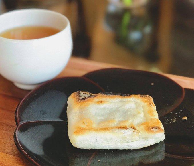 冬の季節のお楽しみ、この時期逃すまじ!和久傳「からすみ餅」