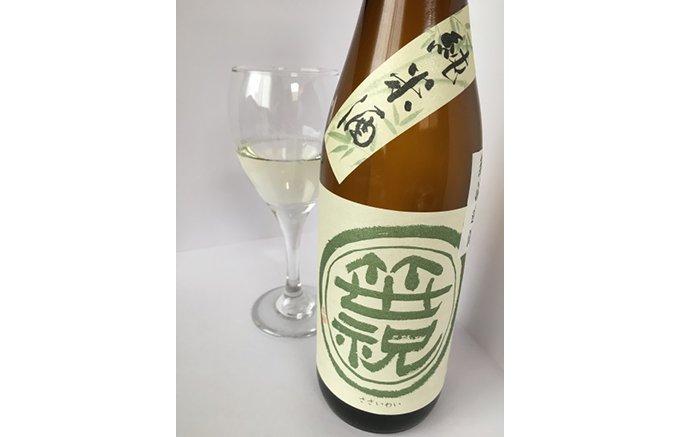 ソムリエが選ぶ香り部門でも第一位になった、新潟の笹祝酒造「笹印 純米無濾過酒」