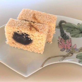 秋の侘びを感じる老舗の和菓子『松華堂菓子舗』の「雁宿おこし」