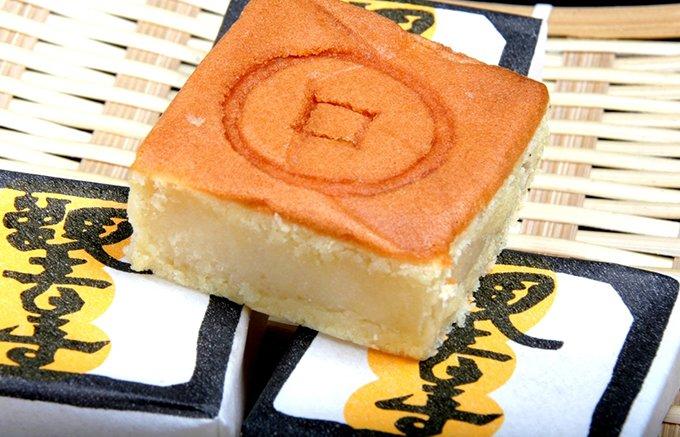 地元のみぞ知る? 香川「白栄堂」の、和菓子と洋菓子の融合的な「観音寺饅頭」