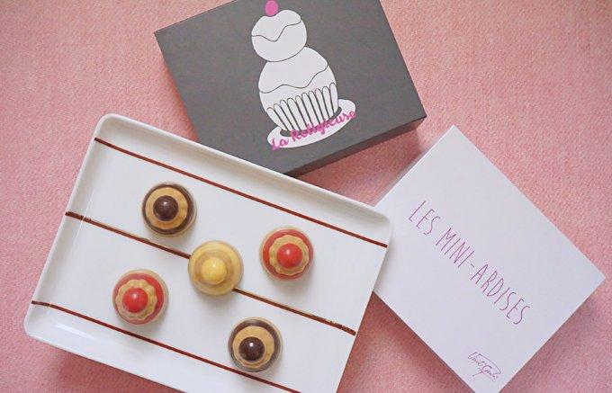 フランス伝統菓子「ルリジューズ」をショコラで再現した名古屋限定品