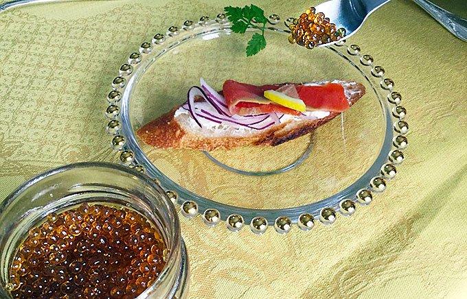 カナダで大人気!ほんのり甘いパール状のメープルビネガー
