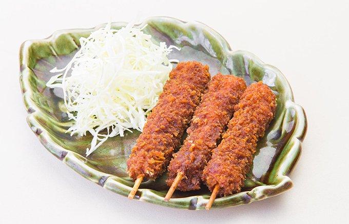 あの名古屋名物「矢場とん」誕生のきっかけにもなった味噌串カツをご家庭で!