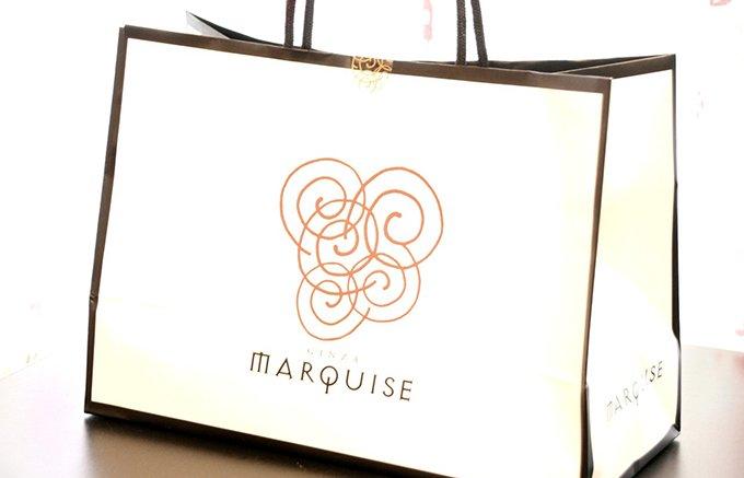 銀座にぴったりのパティスリー「MARQUISE」の大人のダックワーズ