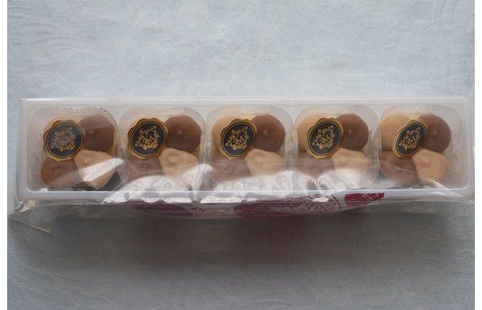 芋と栗どちらも楽しめる贅沢なお菓子「ドゥーブルマロン」