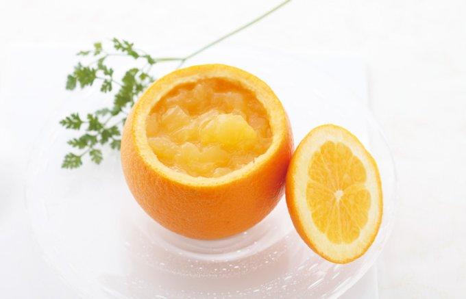 果物を超える?「デラックス」なフルーツゼリー