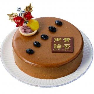 恵比寿の人気和食店『賛否両論』が手がける和洋折衷なクリスマスケーキ