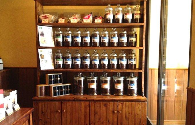 世界の小規模農園や家族経営の農園の豆を札幌で自家焙煎に拘り続けるコーヒー豆店