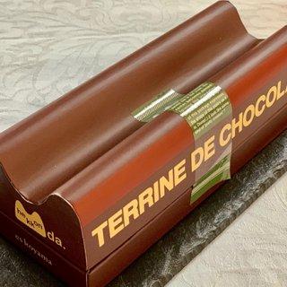 ただものではない奥深さを感じる「テリーヌ ドゥ ショコラ ヘッコンダ」