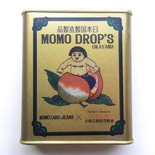瑞々しさにキュン!果実工房と桃太郎JEANSがコラボした「MOMOドロップ」