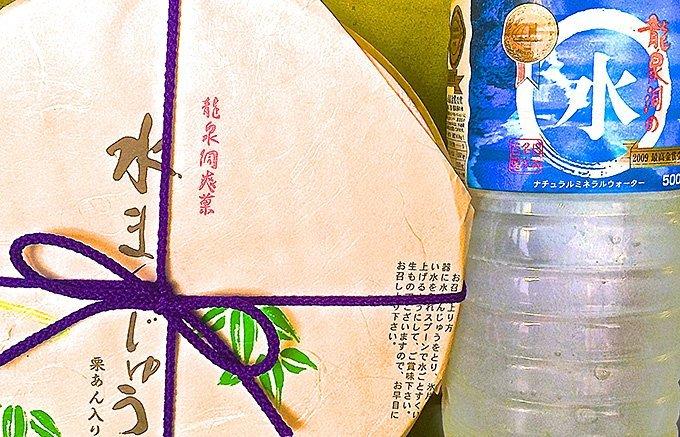 夏の涼しい贈り物にぴったり!つるんと冷たい絶品和菓子