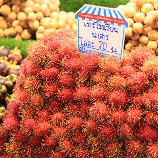 料理にも大活躍のタイのトロピカルフルーツ事情