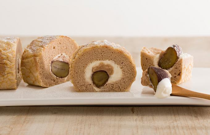 湯布院の御三家名宿で修行した和食料理人が創るフランス産チーズのスフレロール