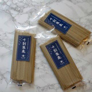 蕎麦粉100%だから美味しい!山形自然栽培の「十割蕎麦」