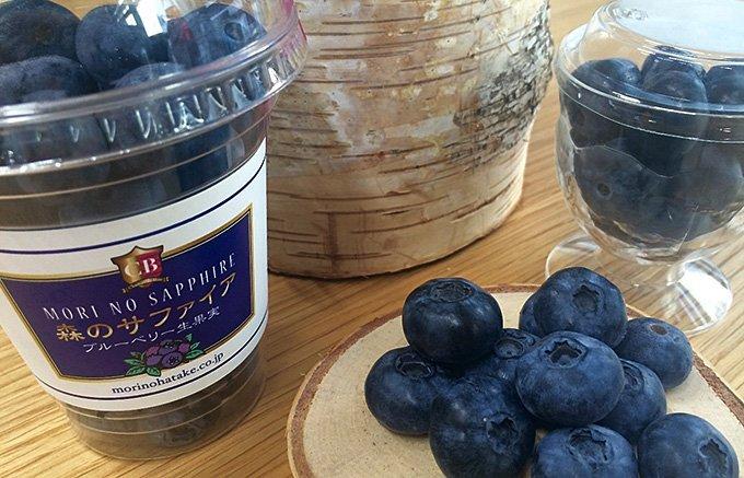 さわやかな甘さが光る青い果実!「ブルーベリー」をとことん味わう