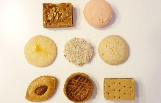 各地の伝統菓子が味わえる缶入りクッキー「フランスクッキーの詰め合わせ」