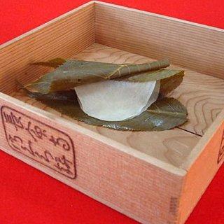 お花見にも味わいたい和菓子 江戸時代から300年続く元祖!長命寺桜もち