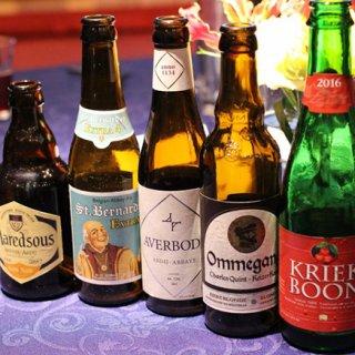 これが、ベルギービールの実力!前菜からデザートまで多彩なフードペアリング