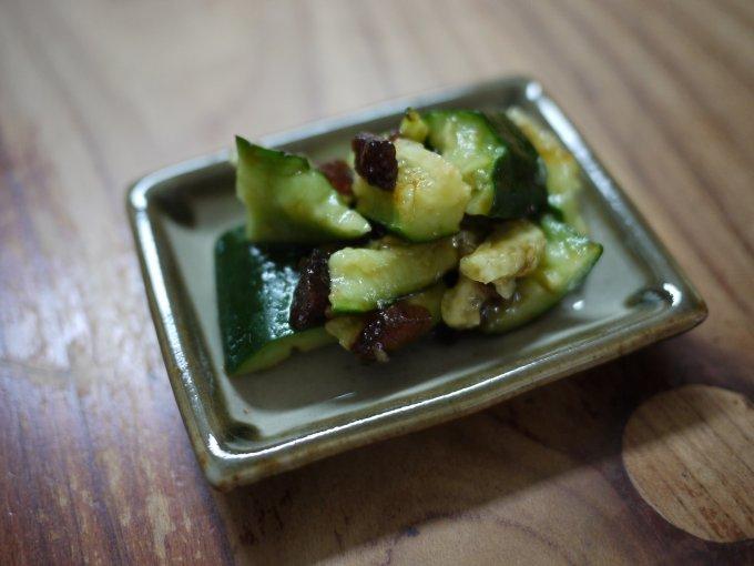 奥物部の美味しい柚子と塩で食べる佃煮「ゆずしお おかず」