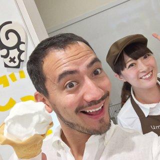 ゆずの爽やかな味がたまらない!高知県で話題の「ごっくんソフトクリーム」