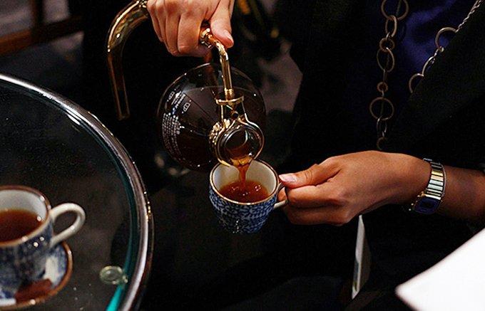 世界最高峰のクオリティー!コロンビアカカオとコーヒーの夕べ