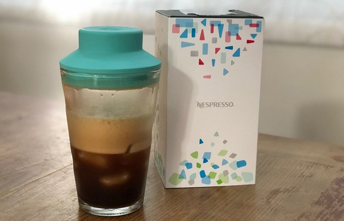 この夏!新たなアイスコーヒーを楽しめるイタリアンアイスコーヒー