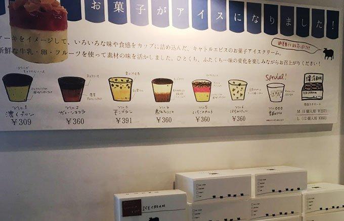 可愛くて美味しくて話題!静岡発、人気ケーキ屋さんのアイスクリーム