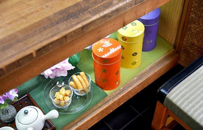 かりんとうよりも柔らかな食感。かりんとう屋の隠れた銘菓「さざれ」