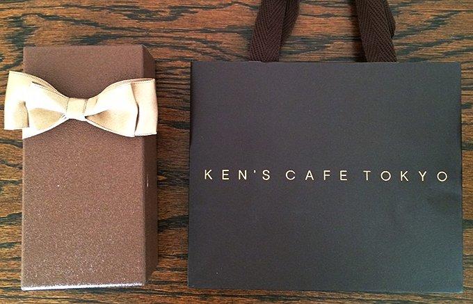 濃厚カカオのおいしい魔法!KEN'S CAFE TOKYOの特撰ガトーショコラ